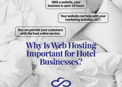 Why Is Web Hosting Important for Hotel Businesses?