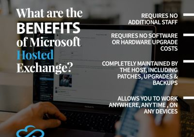 What are the Benefits of Microsoft Hosted Exchange?