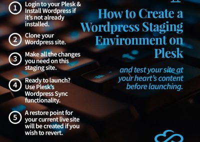How to Create a Wordpress Staging Environment on Plesk