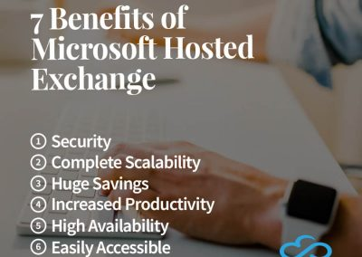 7 Benefits of Microsoft Hosted Exchange