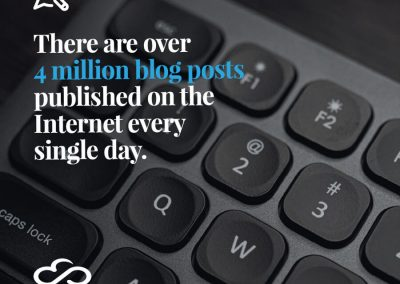 There Are Over 4 Million Blog Posts Published Every Day