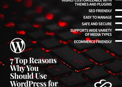 7 Top Reasons Why You Should Use Wordpress for Your Website