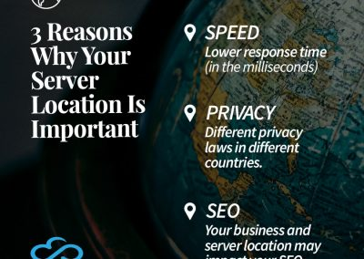 3 Reasons Why Your Server Location Is Important