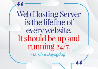 Web Hosting Server is the Lifeline of Every Website